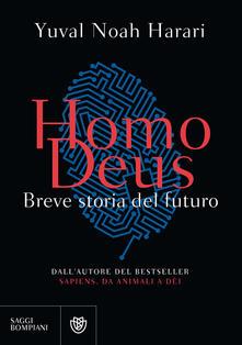 Homo Deus – Breve storia del futuro